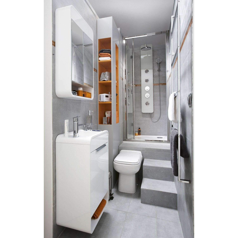 Porte serviettes accessoires et miroirs de salle de bains au meilleur prix leroy merlin - Porte serviette a suspendre ...