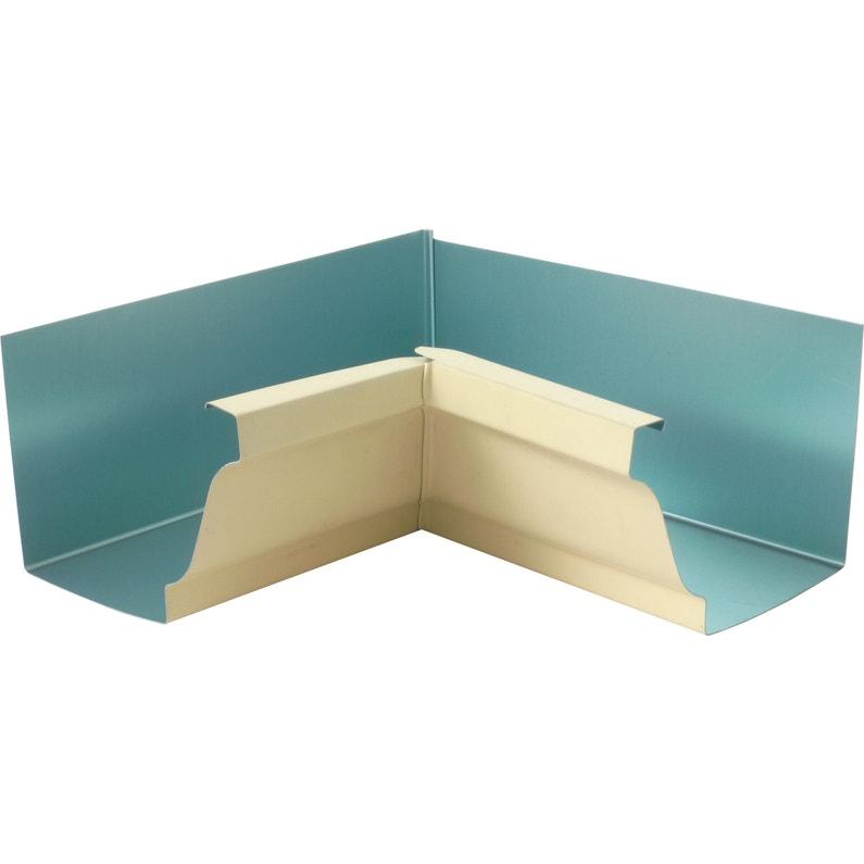 Angle Intérieur Pour Gouttière Aluminium Sable Scover Plus