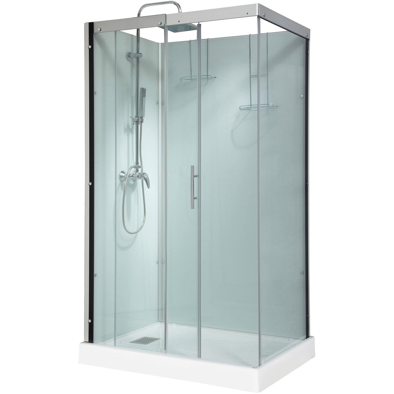 cabine de douche rectangulaire 120×90