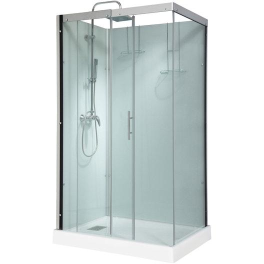 cabine de douche integrale 120x90