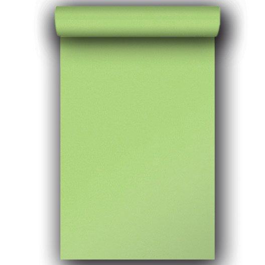 papier peint intiss lisse mat vert botanique n 4 leroy merlin. Black Bedroom Furniture Sets. Home Design Ideas