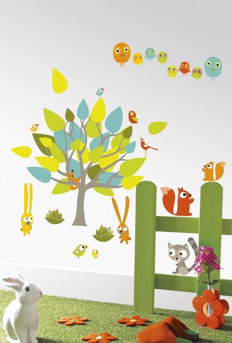 Stickers de couleurs pour les enfants