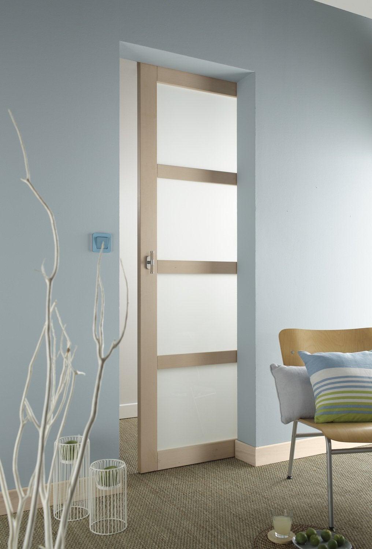 les portes int rieures vitr es pour un int rieur lumineux. Black Bedroom Furniture Sets. Home Design Ideas