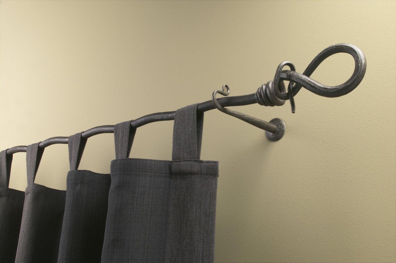 poser sans percer une tringle chrom e leroy merlin. Black Bedroom Furniture Sets. Home Design Ideas