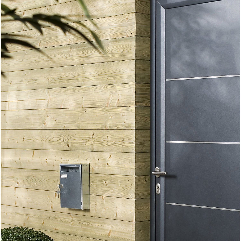 lame polyvalente sapin pic a vert isb st laurent 2 5 m leroy merlin. Black Bedroom Furniture Sets. Home Design Ideas