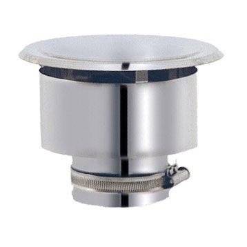 Chapeau pour sortie de toit ISOTIP JONCOUX 100 mm