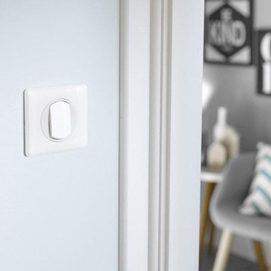 Interrupteurs Et Prises Legrand Série Céliane Blanc Leroy