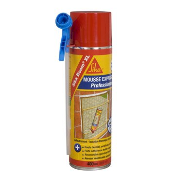 Mousse expansive Sikaboom xl SIKA, 400 ml