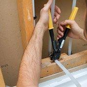 Installer un douche avec un circuit de plomberie sans soudure (45 min - 1h)