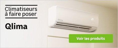 Push 6 - Climatiseur Fixe QLIMA