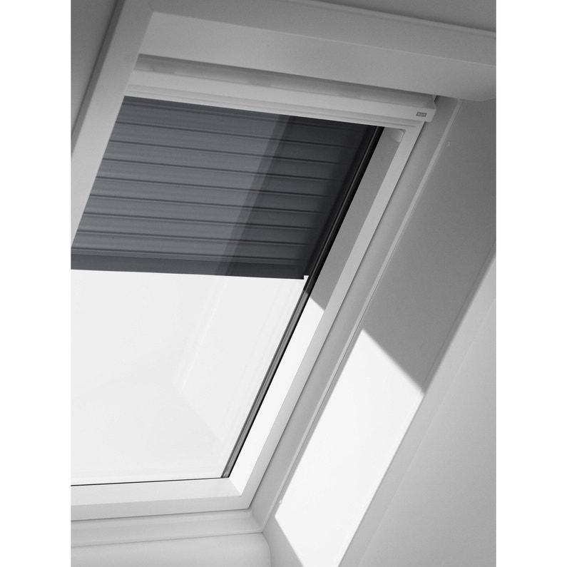 Fantastique Volet fenêtre de toit roulant à énergie solaire VELUX Ssl mk04 HN-26