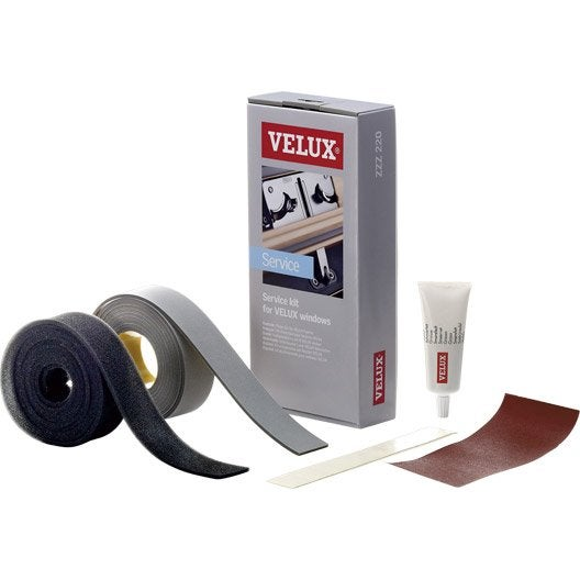 Kit d 39 entretien velux leroy merlin for Joint mousse fenetre