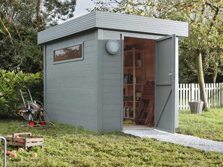 Des abris faciles a vivre abri nature ideal pour se for Abri jardin garage