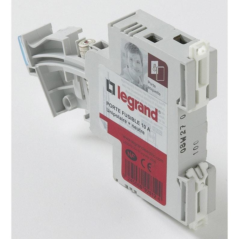 Coupe Circuit Phase Neutre Legrand 10 A
