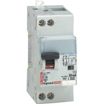 Interrupteur Et Disjoncteur Différentiel Disjoncteur Coupe - Quel disjoncteur differentiel pour maison