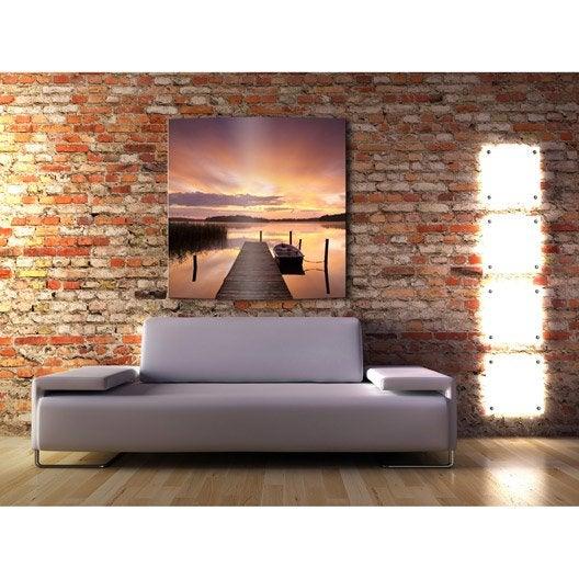 radiateur lectrique rayonnement arteo d coratif 1100 w leroy merlin. Black Bedroom Furniture Sets. Home Design Ideas