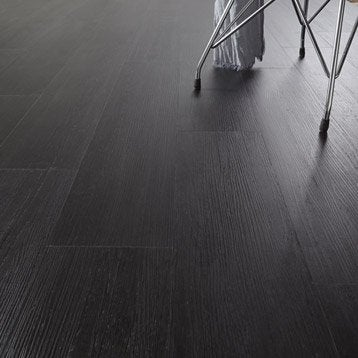 lame pvc adh sive artens senso rustic d cor pin noir. Black Bedroom Furniture Sets. Home Design Ideas
