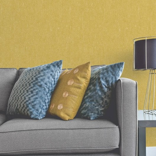 papier peint intiss ecorce vegetal vert leroy merlin. Black Bedroom Furniture Sets. Home Design Ideas