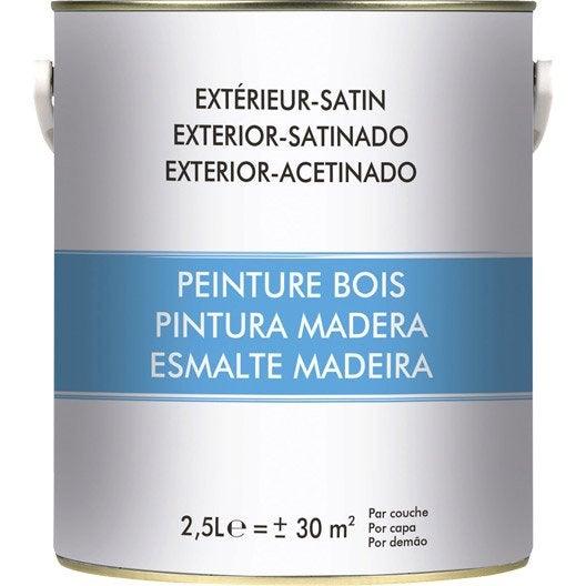 Peinture pour bois ext rieur peinture lasure et - Lasure de couleur pour bois exterieur ...