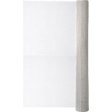 Moustiquaire aluminium, H.0.6 x L.3 m