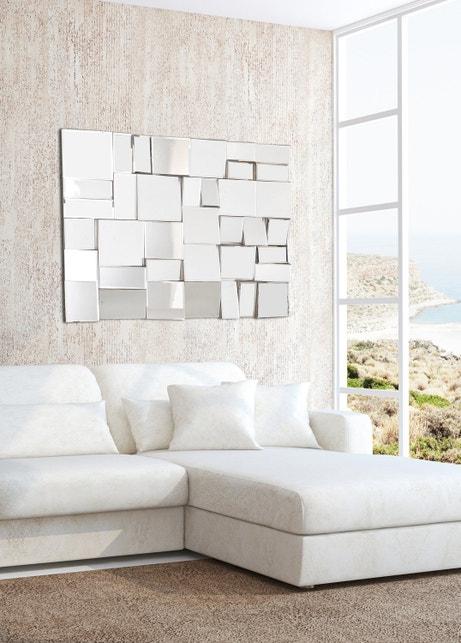 Des miroirs qui refl tent votre style leroy merlin for Miroir vertical mural design