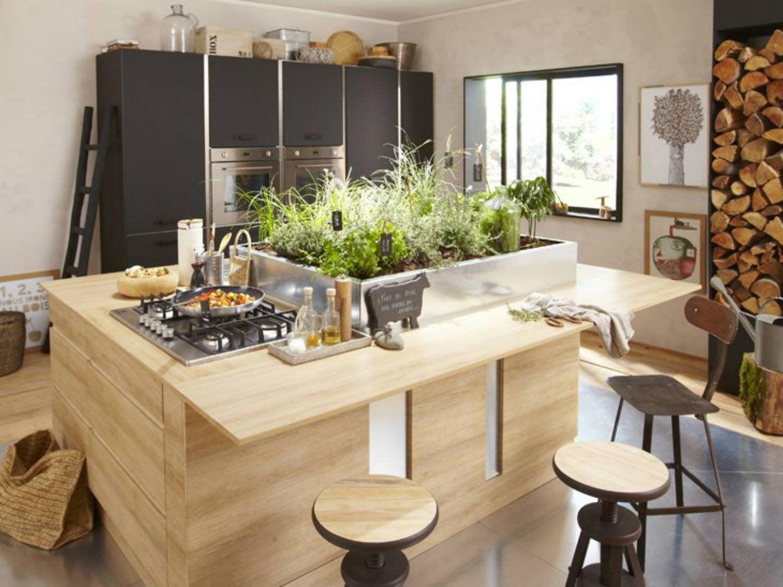 r nover une ancienne cuisine leroy merlin. Black Bedroom Furniture Sets. Home Design Ideas