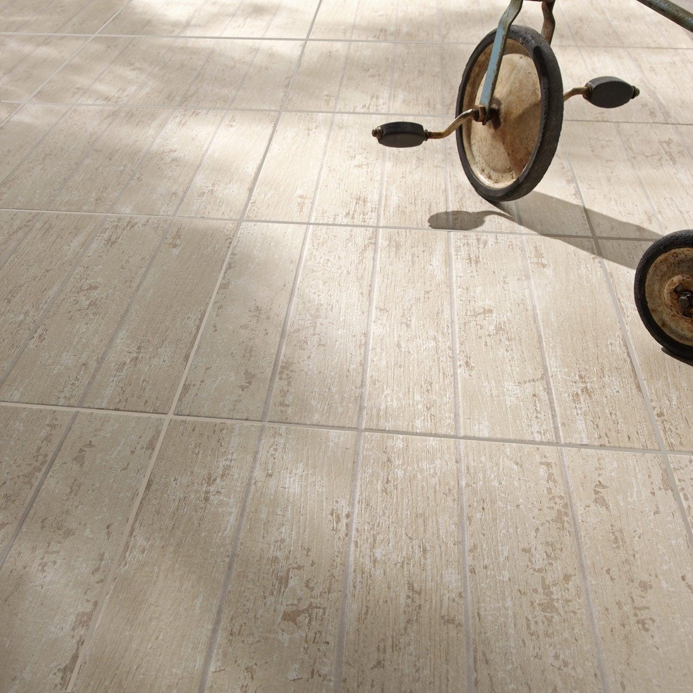 carrelage sol beige effet bois cuba x cm leroy merlin. Black Bedroom Furniture Sets. Home Design Ideas