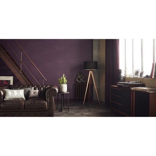 vitrificateur parquet esprit loft v33 2 5 l gris b ton leroy merlin. Black Bedroom Furniture Sets. Home Design Ideas