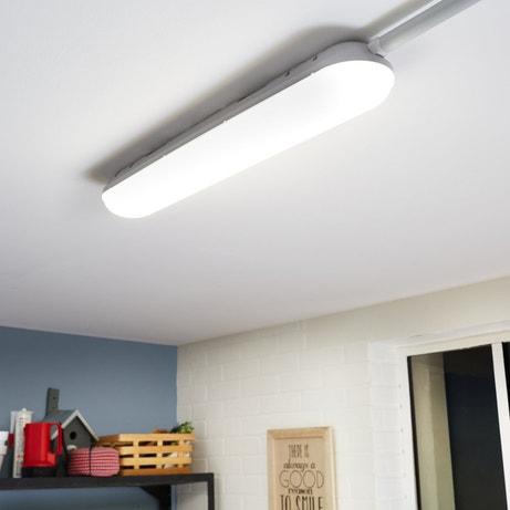 Une lumière diffusée dans toute la pièce