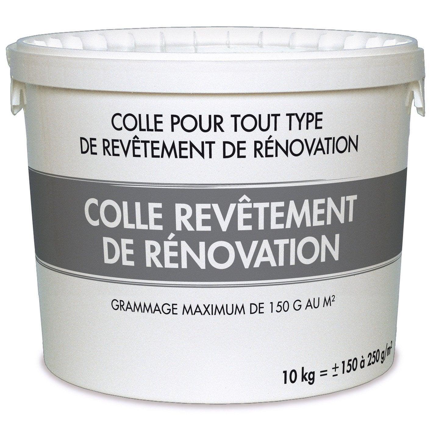 Colle Revêtement Mural Léger 10 Kg