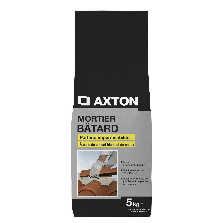 Mortier AXTON 5 Kg