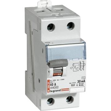 Disjoncteur CoupeCircuit Et Interrupteur Diffrentiel  Triphase