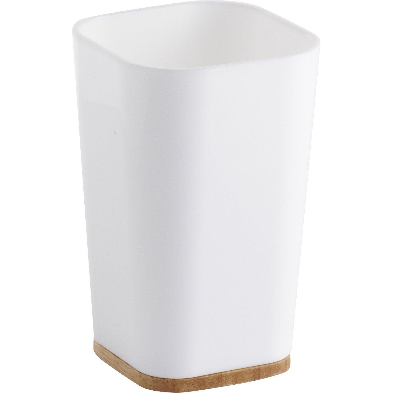 Gobelet Scandi, blanc-blanc 0