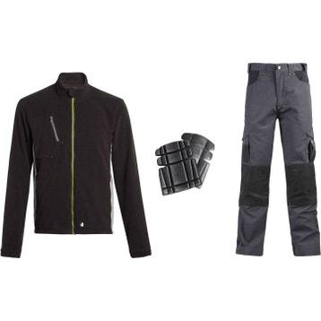 Vêtements De Travail Pantalon Veste Combinaison Parka De