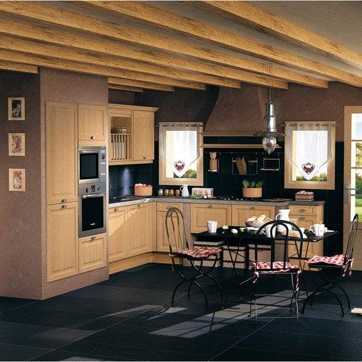 Cuisine ingenious meuble de cuisine leroy merlin - Composition du sel de cuisine ...
