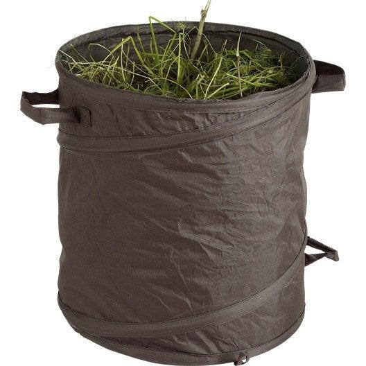 balai exterieur sac composteur nettoyage jardin. Black Bedroom Furniture Sets. Home Design Ideas