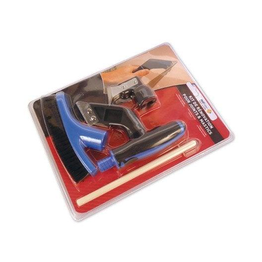 Kit de rénovation pour joints et mastics