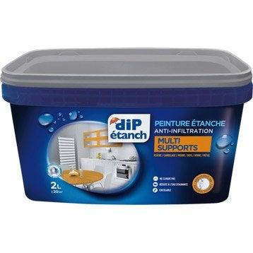 Peinture et traitement d 39 tanch it etanch it des murs - Peinture hydrofuge douche ...