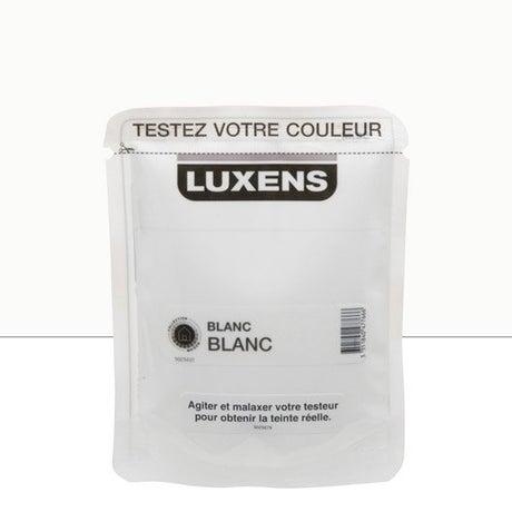 Testeur mini dose pour tester la peinture echantillon - Peinture luxens blanc satin ...