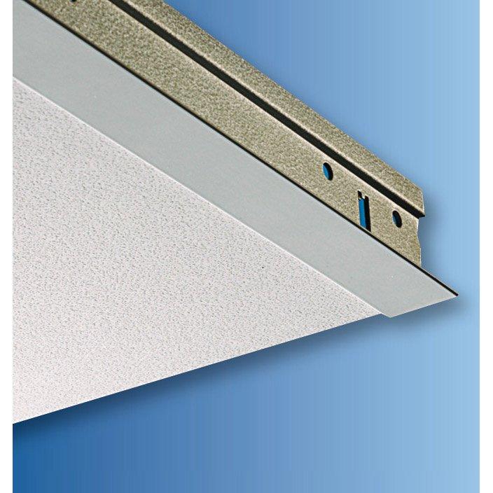 Plaque Plaza Pixel Blanc 120x60 Cm