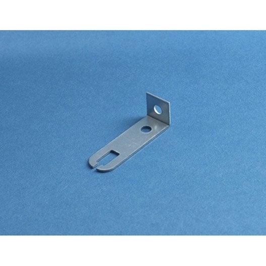 Coulisseau tige filet e bois 6 mm leroy merlin for Accessoire plafond suspendu