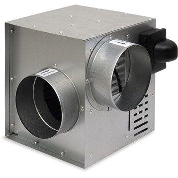 Groupe de distribution d'air chaud DMO basse consommation, débit de 400 m3/h