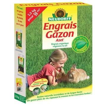 Soin et entretien du gazon gazon et produits de soin du - Gazon naturel en rouleau leroy merlin ...