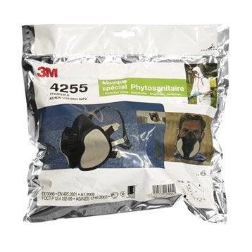 Masque de protection spéciales jardin et lasure 3M PROTECT