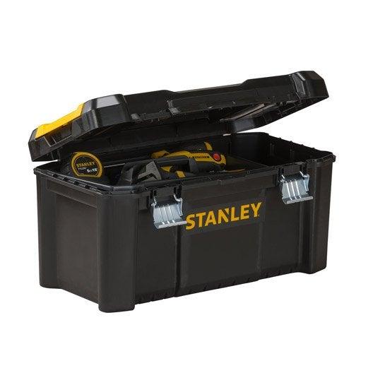 Rangement d 39 outils bo te servante roulante mat riel et am nage - Boite rangement leroy merlin ...