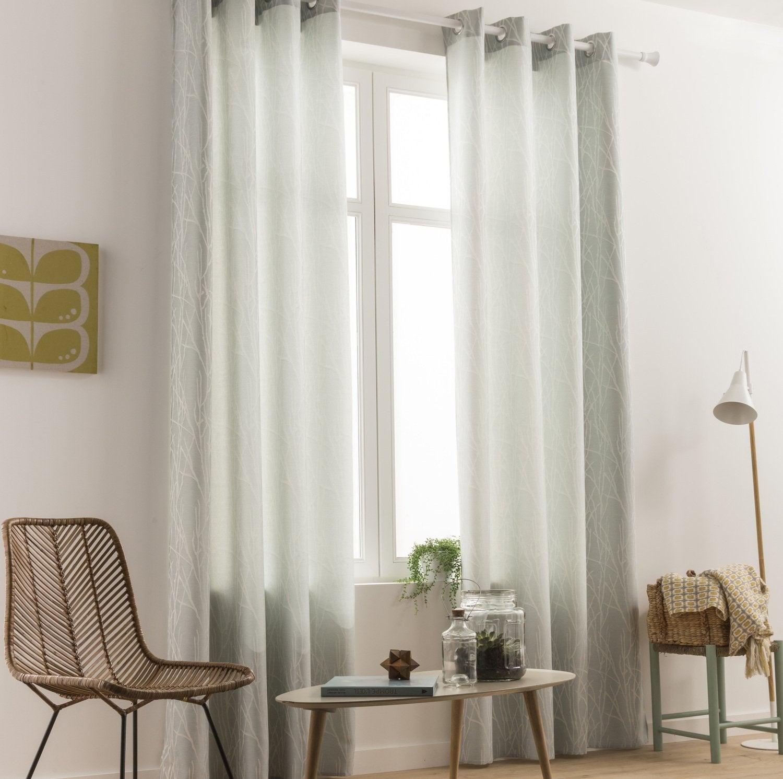 rideaux design scandinave elegant rideau style scandinave. Black Bedroom Furniture Sets. Home Design Ideas