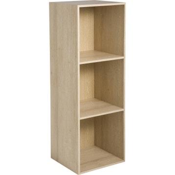 etag re et meuble de rangement multikaz au meilleur prix leroy merlin. Black Bedroom Furniture Sets. Home Design Ideas