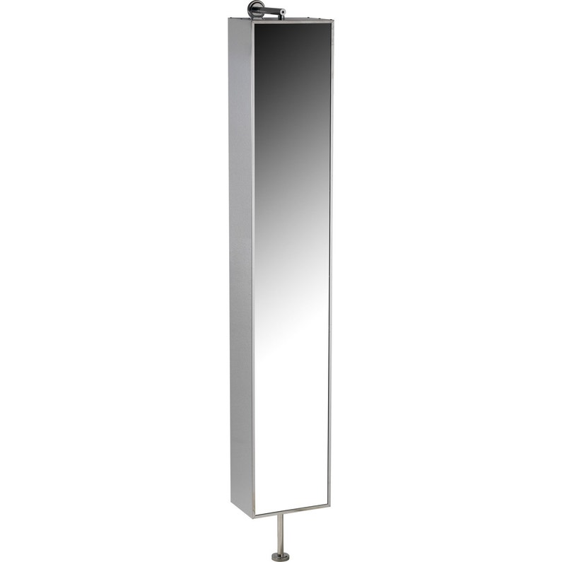 Armoire De Toilette L30 Cm Imitation Metal