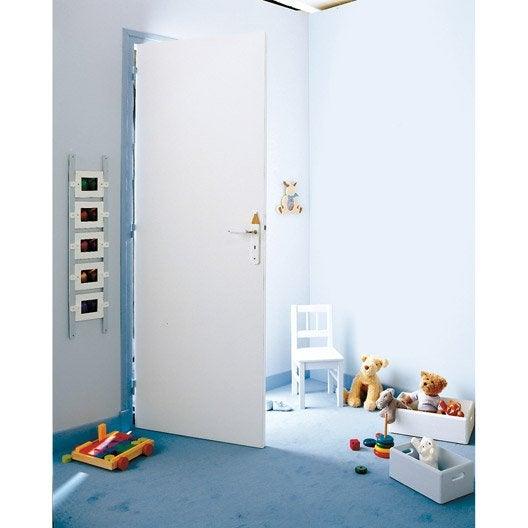 ensemble bloc porte isothermique glasgow poussant gauche. Black Bedroom Furniture Sets. Home Design Ideas