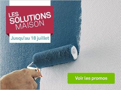 Push 4 Les solutions maison 22.06.2016 au 18.07.2016